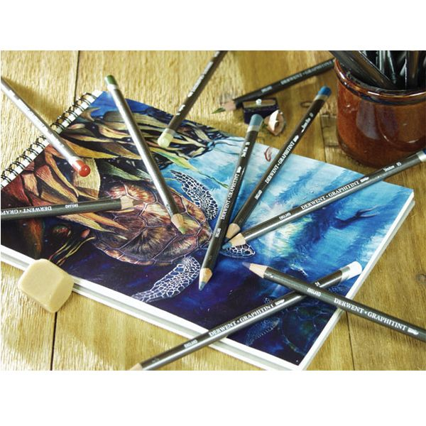 Derwent Graphitint Pencils - JerrysArtarama.com (With ...