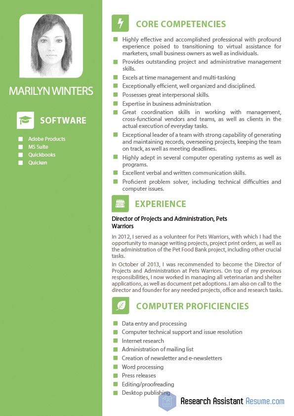 19 Virtual Assistant Resume Sample Virtual Assistant Job Description Template Sample Resume