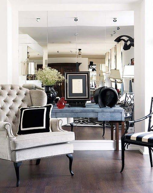nuevo estilo | luxe + lillies: MIRROR, MIRROR, ON THE WALL...