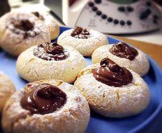 Ricetta Biscotti Philadelphia e nutella pubblicata da SaraAsia - Questa ricetta è nella categoria Prodotti da forno dolci