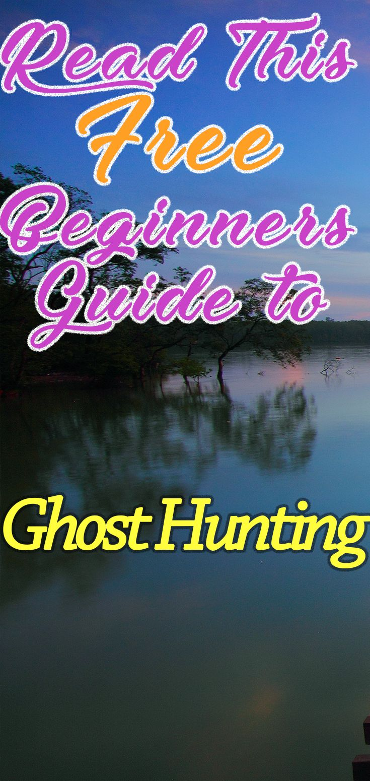 Read Thie FREE guide to Ghost Hunting. Paranormal investigations are a unusual but incredibly fun way to spend your nights. This is a guide for the beginners to help you get into this activity, with unbiased reviews on paranormal equipment and the leading ghost hunting teams.