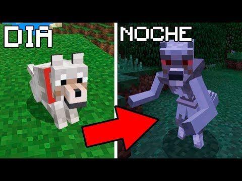 Minecraft Pocket Edition | Como aparecer a un HOMBRE LOBO en la noche - YouTube