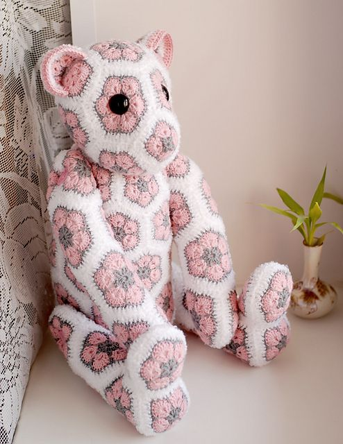 Pin By Carol Corder On Doll And Animals To Knit Or Crochetamigurumi
