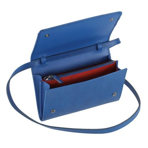 Ferrari GT Leather Shoulder Bag - Small #ferrari #ferraristore #leather #calfskin #wallet #madeinitaly #stylish #trendy #ss2014 #springsummer2014 #lady #woman #her #musthave #madeinitaly #exclusive #details