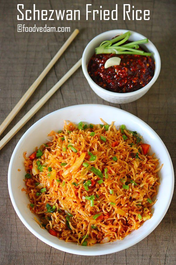 Schezwan Fried Rice Recipe with step by step instructions.Telugu Version. Schezwan Rice is one of the tasty and famous Chineserecipes.I really don't know whether the Chinese cook this recipe regularly in their daily cooking.but in India, we find plenty of Chinese Fast food centers serving this recipe.I personally feel that we eat more than them...Read More »