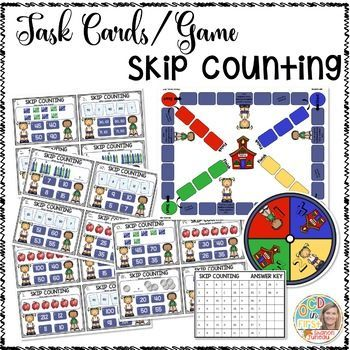 1000+ ideas about Skip Counting Games on Pinterest | Skip counting ...