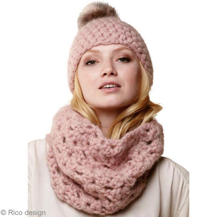 3. Bonnet et écharpe au bonnet : les étapes de réalisation