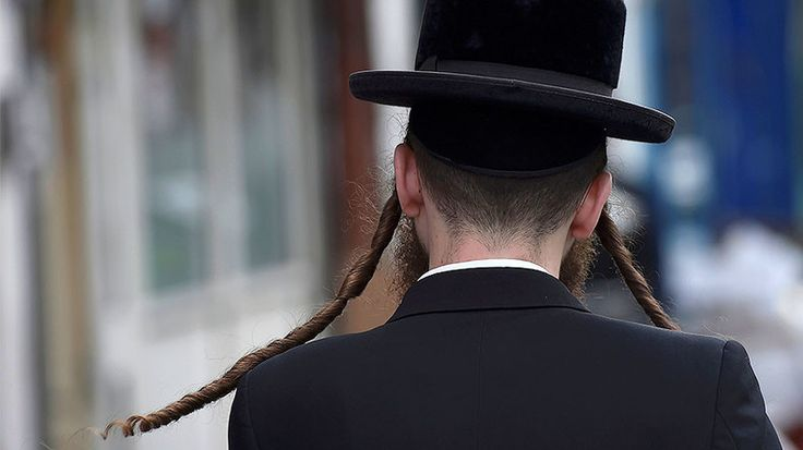 Un Juif orthodoxe à Londres