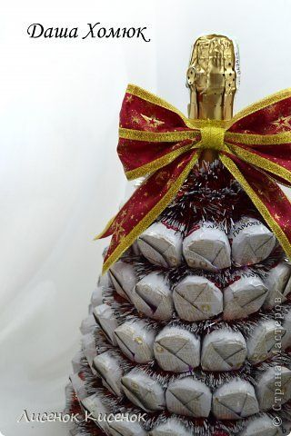 Dulce de design de Anul Nou 01 decembrie foto