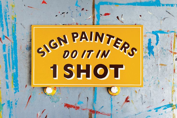 5 | Paying Tribute To Artists Who Hand-Paint Signs In A Digital Age | Co.Design: business + innovation + design