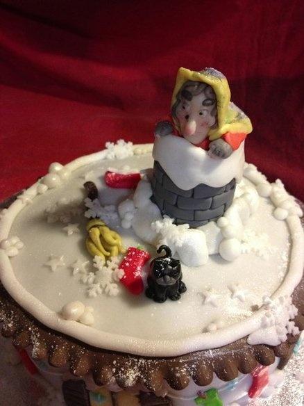 La Befana  Cake