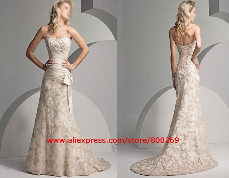 Spectacular My dream dress i love EVERYTHING about it if anybody knows the designer of this dress I would LOVE it if you could tell me