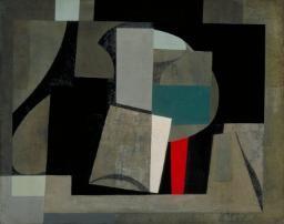 Ben Nicholson OM '1934-6 (painting - still life)', 1934–6 © Angela Verren Taunt 2016. All rights reserved, DACS