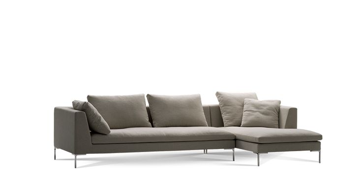B B Italia Charles Sofa alison sectional by camerich like the charles sofa by b b italia