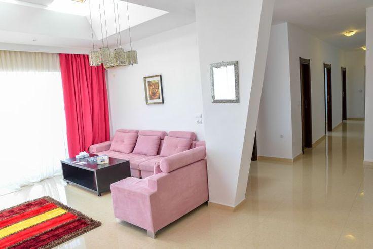 Three rooms apartment living room - Phoenicia Holiday Resort, North Mamaia, Constanta, Romania