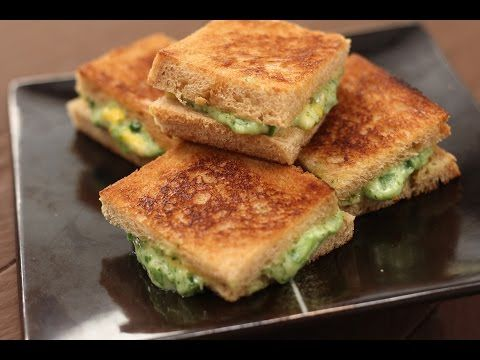 Chilli Cheese Toast  | Simple Vegetarian Khana With Chef Saurabh | Sanjeev Kapoor Khazana - YouTube