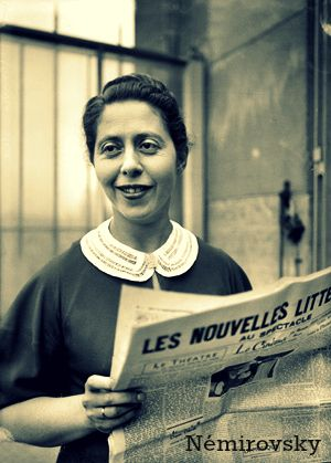 Irène Némirovsky nació en Kiev en 1903 en el seno de una familia acaudalada que huyó de la revolución bolchevique para establecerse en París en 1919. Fue considerada como una de las escritoras de mayor prestigio de Francia. La Segunda Guerra Mundial marcaría trágicamente su destino. Denegada en varias ocasiones por el régimen de Vichy su solicitud de nacionalidad francesa, Némirovsky fue deportada y asesinada en Auschwitz en 1942, igual que su marido, Michel Epstein.