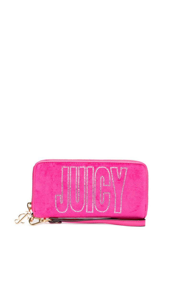 Plånbok Choose Juicy PINK - Juicy Couture - Designers - Raglady