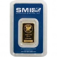 Buy Gold Bars Online with Free Shipping | JM Bullion™
