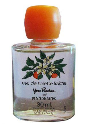 *Mandarine Eau de Toilette Fraîche Yves Rocher