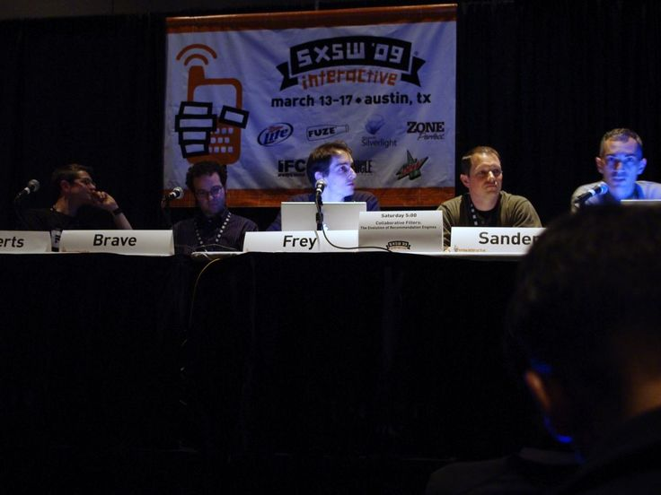 Digg's lead scientist talks collaborative filtering | SXSWi 2009: Anton Kast on providing users with personalised content Buying advice from the leading technology site