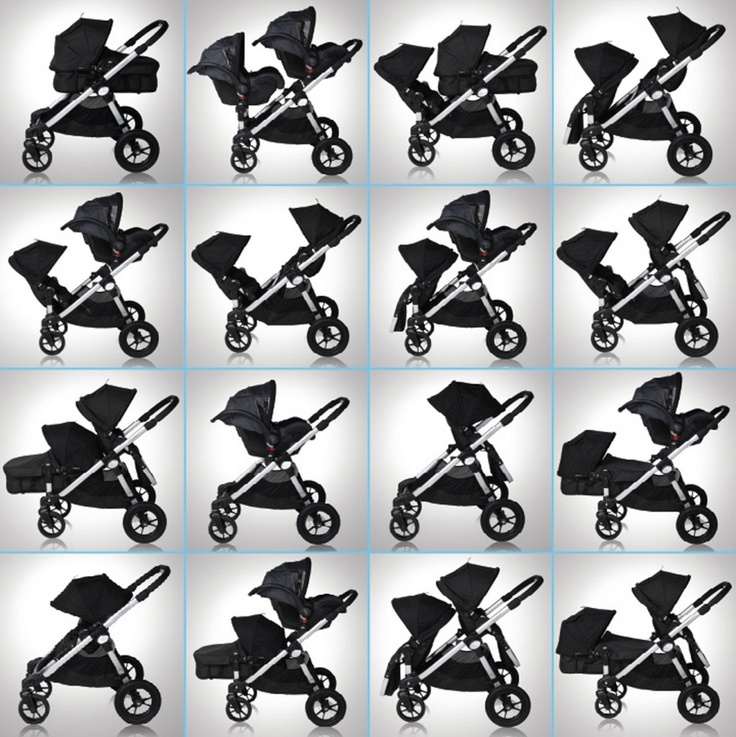 DIY Fashion Accessories Baby jogger city select, City