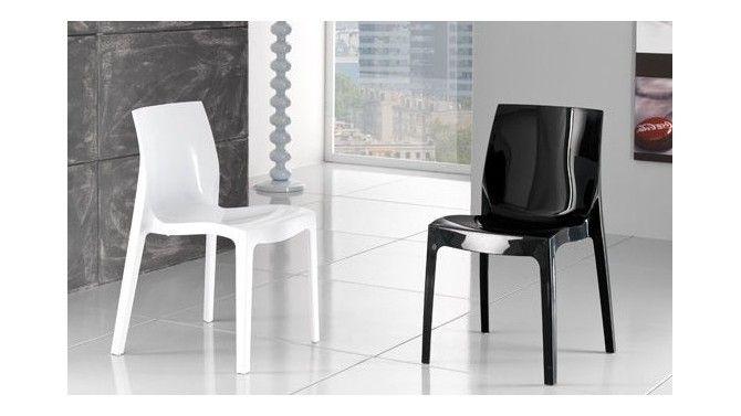 Chaise moderne en polypropylène - Joyce