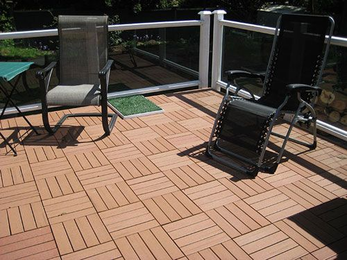 283 best eco wpc decking images on pinterest composite for Compare composite decking brands