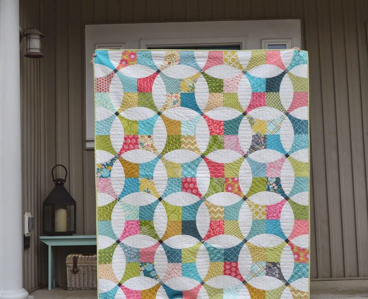 Hyacinth Quilt Designs: flowering snowball