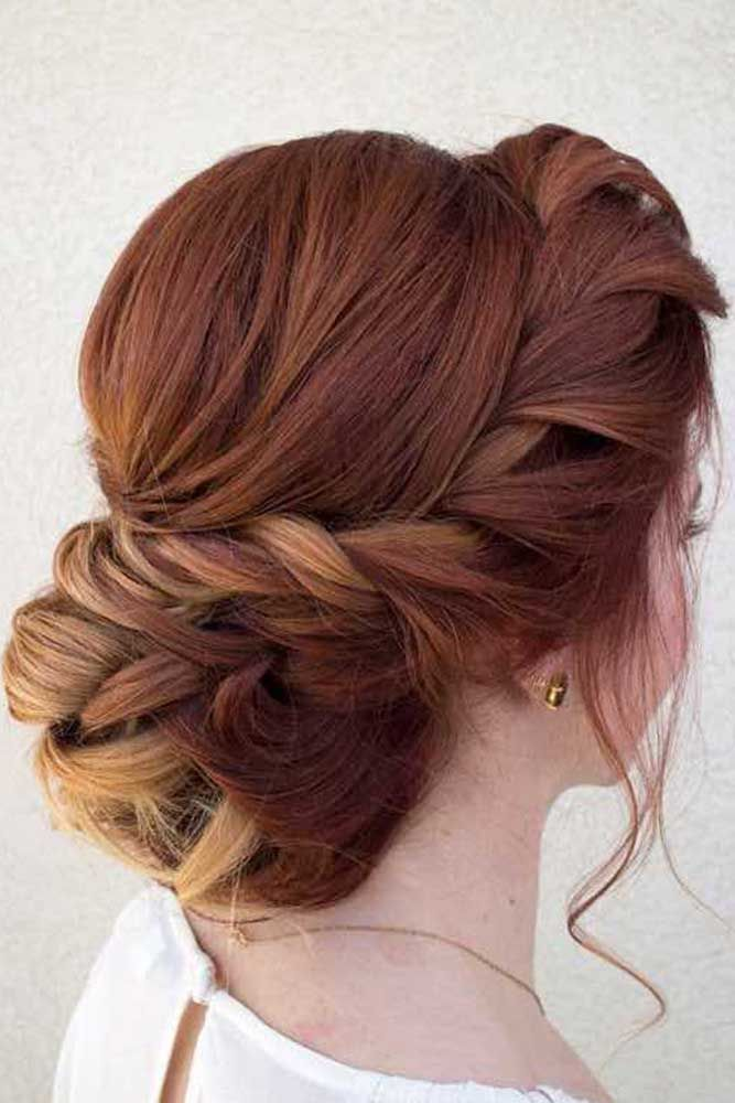 Amazing 1000 Ideas About Bridesmaids Hairstyles Down On Pinterest Hairstyles For Men Maxibearus