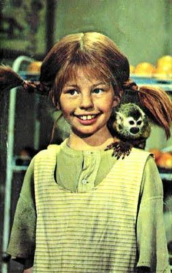 Pippi Longstocking, loved those movies. My sister even had a doll of her that we bought while visiting family in Belgium in 1977