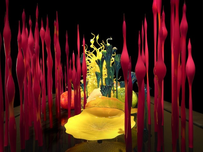 Must see - Chihuly at Halcyon Gallery in London (til 21 April 2012) > http://www.halcyongallery.com/