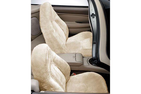 Blue Ribbon Tailor-Made Sheepskin Seat Covers - SHIP FREE
