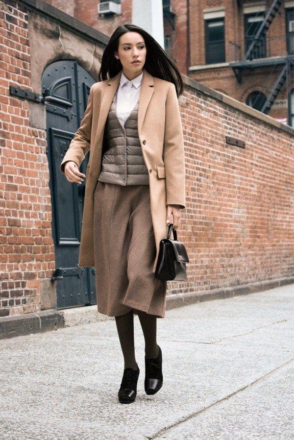 7fcbbde4591a Топовые новинки верхней одежды осень-зима 2018-2019  модная женская верхняя  одежда - фото