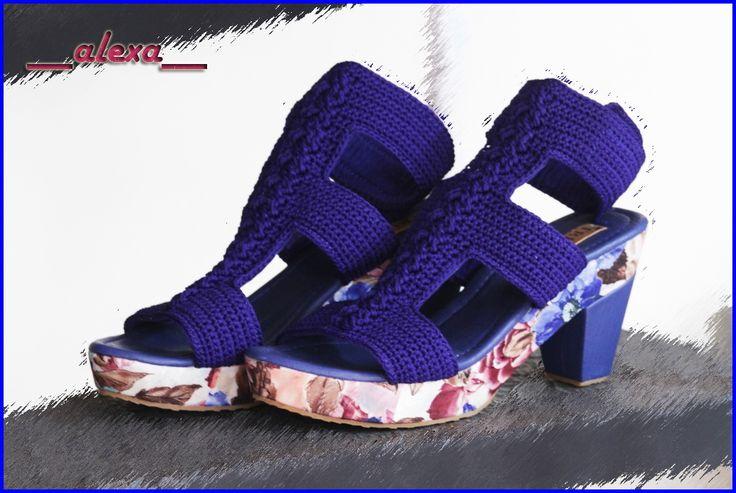 ALEXA benhur heels
