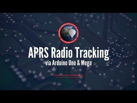 LIVE 🔴 Building an Arduino based APRS Radio Tracking System for High Altitude Weather Balloons https://youtube.com/watch?v=7ed5JTelBwY