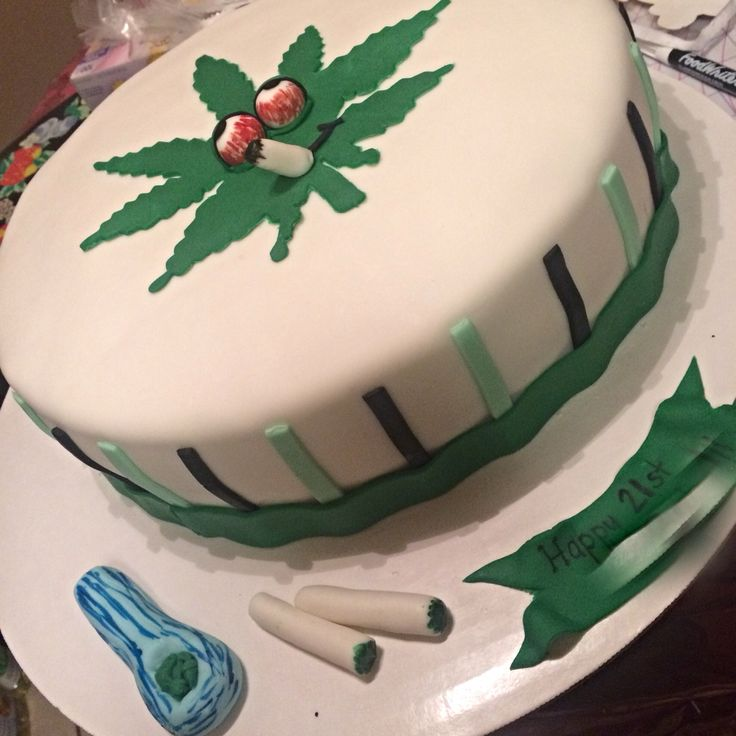 30 Best Marijuana Cakes Images On Pinterest