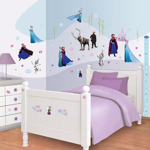 25+ Unique Frozen Room Decor Ideas On Pinterest | Frozen Girls .