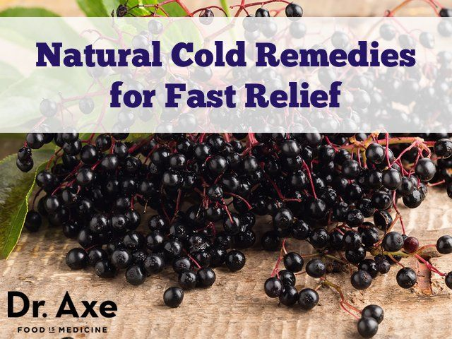 natural cold remedies picture