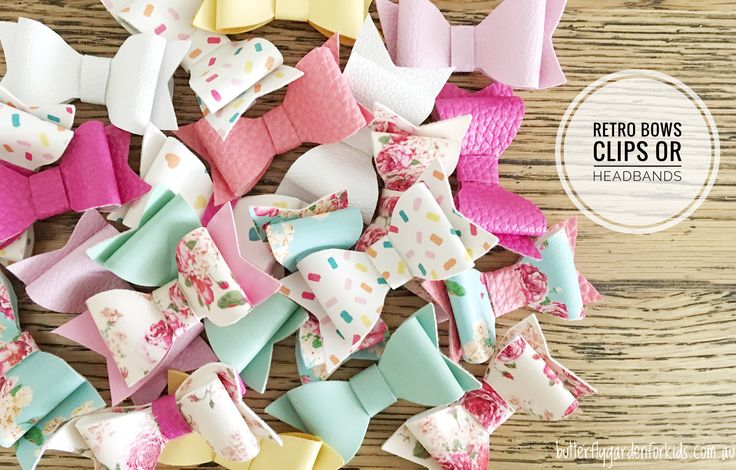 Bows, bows & more bows! https://butterflygardenforkids.com.au/collections/clothing-to-love