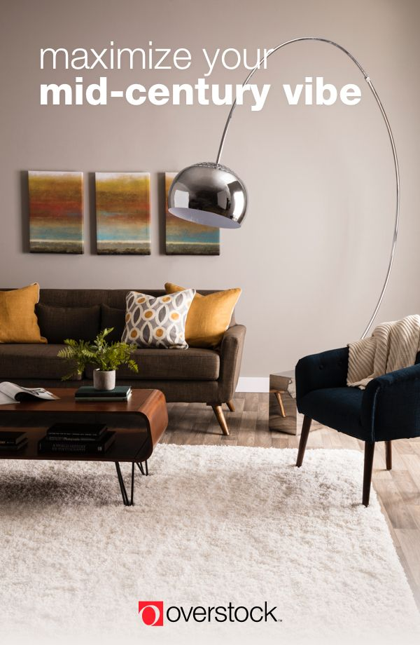 Find The Best In Mid Century Modern Furniture And Decor At Overstock.com.