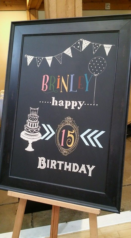 Best 25+ Birthday chalkboard ideas on Pinterest | First ...