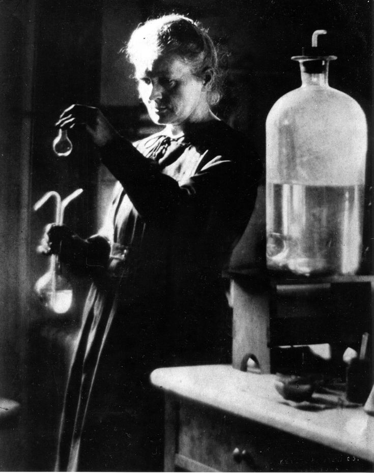 Marie Curie (November 7, 1867-July 4, 1934) first and only woman to have won the Nobel Prize (1903-Physics & 1911-Chemistry)