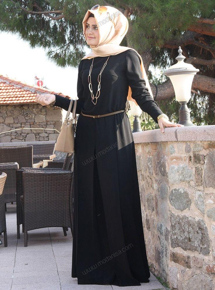 Kemerli Tulum - Siyah - Pınar Şems