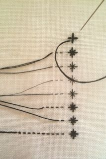 THE ART OF BLACKWORK EMBROIDERY by Chiho Ikeda: 1月 2013