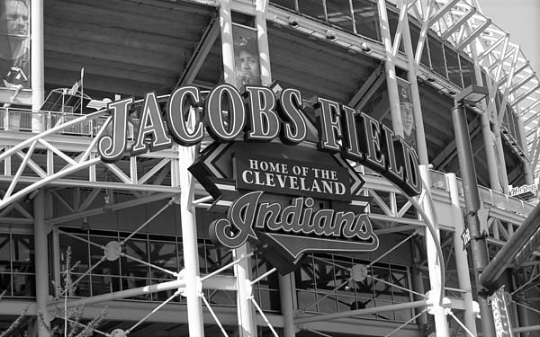 Jacobs Field - Cleveland Indians. Baseball!
