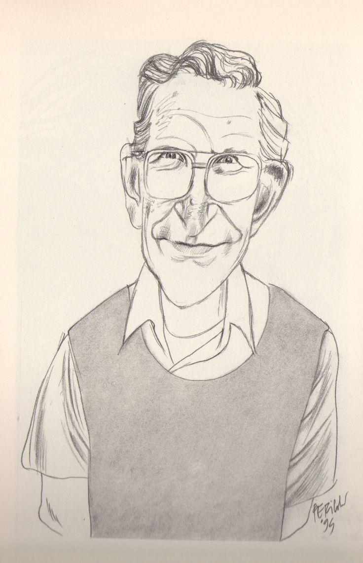 tullio pericoli | Tullio Pericoli Noam Chomsky