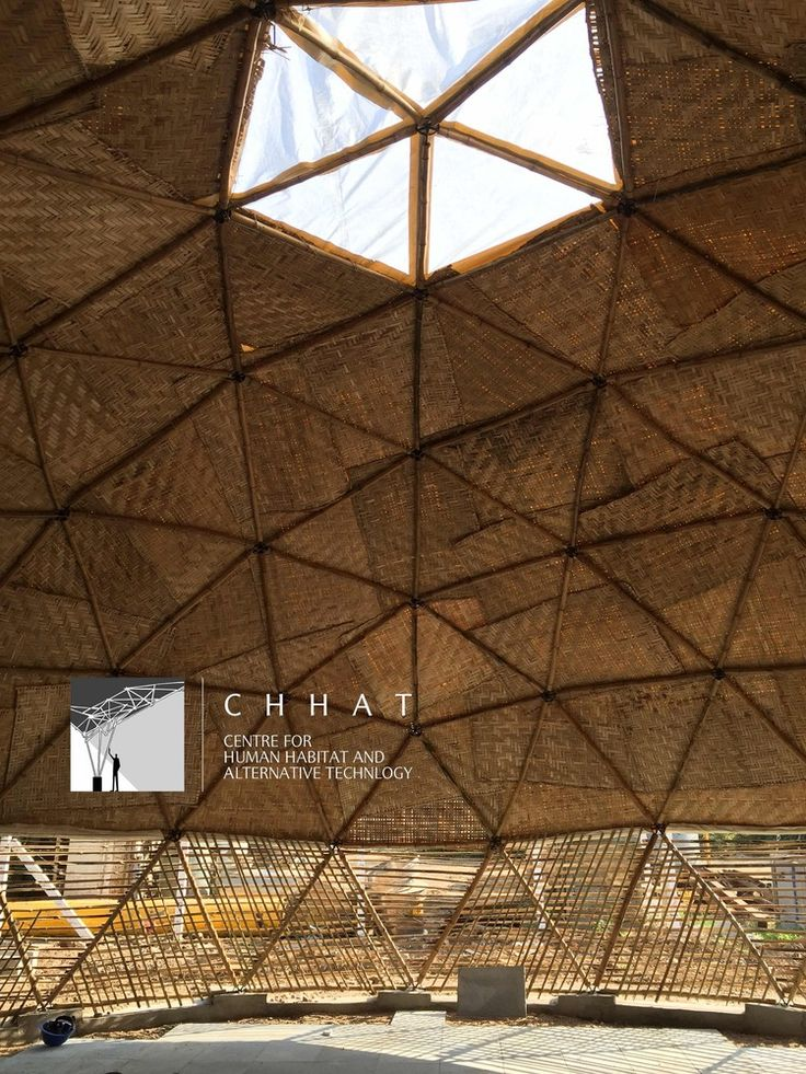 Gallery of Adaptable Bamboo Geodesic Domes Win the Buckminster Fuller Challenge Student Category 2016 - 5