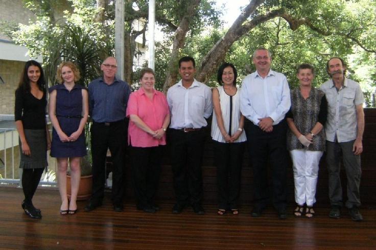 IIP Australia is pleased to be working with International House in Queensland
