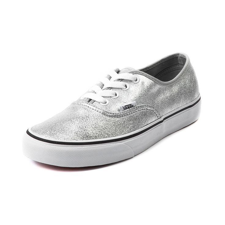 ffe752c05f027e Vans Authentic Lo Pro Metallic Skate Shoe